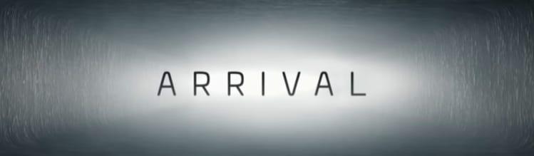 Arrival on Netflix -