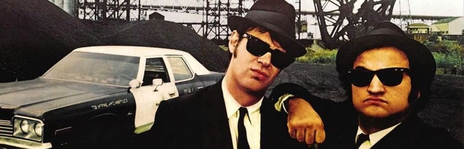 Blues Brothers on Netflix