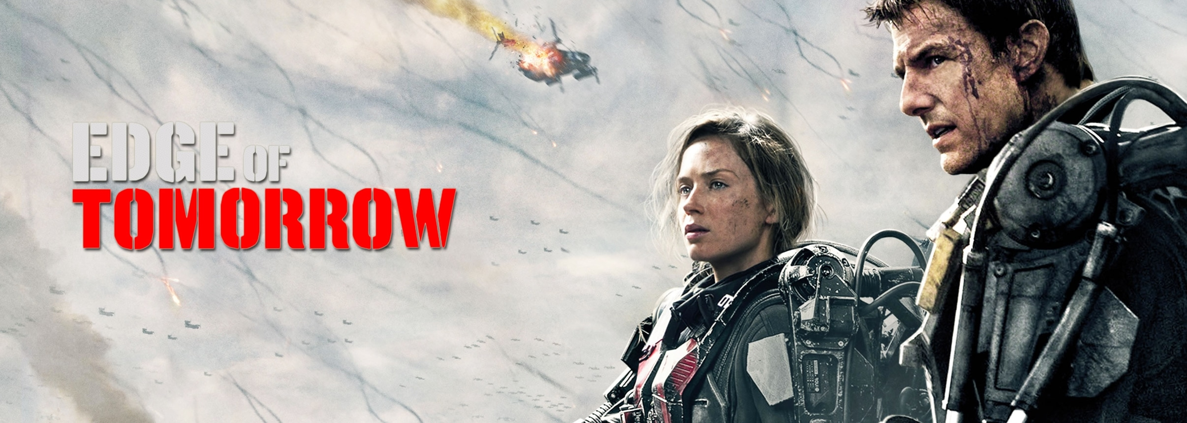 Edge of Tomorrow on Netflix