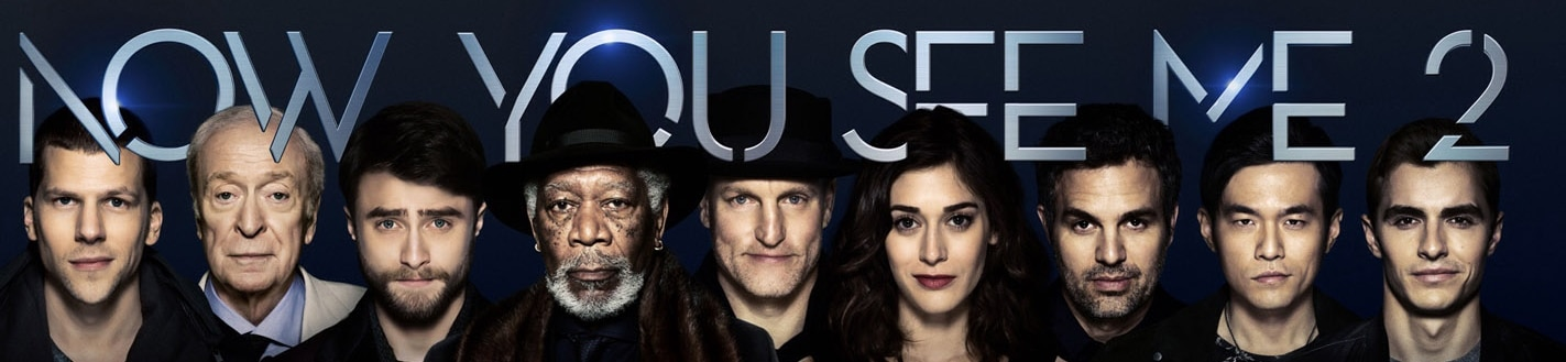 Now You See Me 2 on Netflix summer 2017