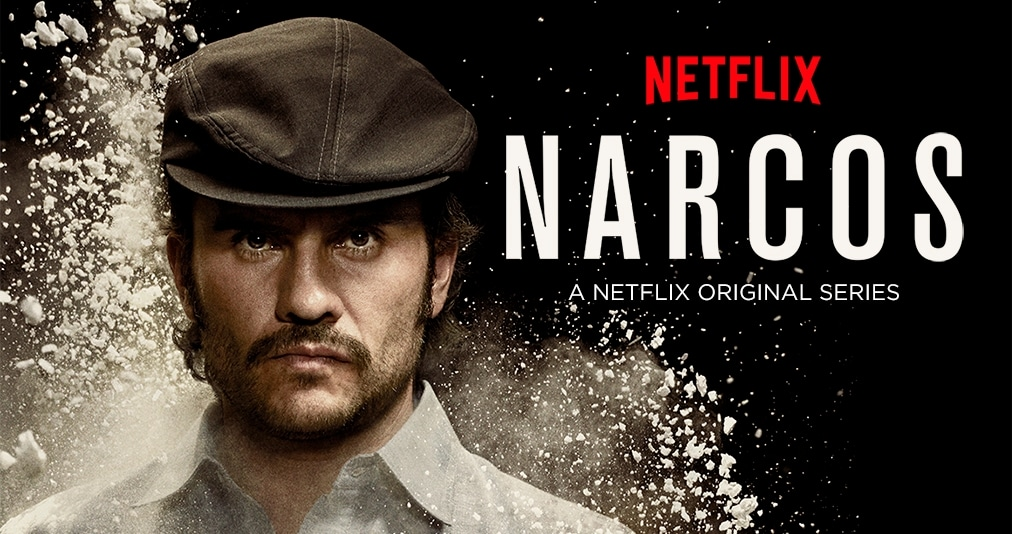 Narcos on US Netflix
