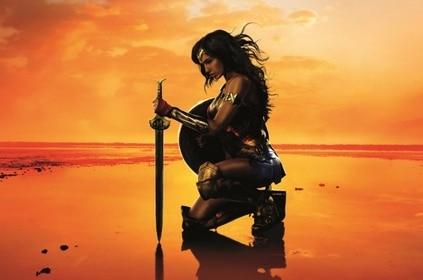 Wonder Woman on Netflix