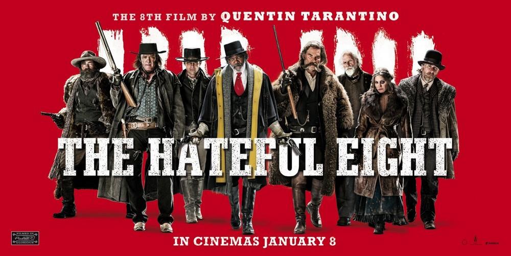 The hateful eight on Netflix