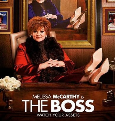 The Boss on Netflix