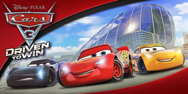 cars 3 on Canadian Netflix in January 2018