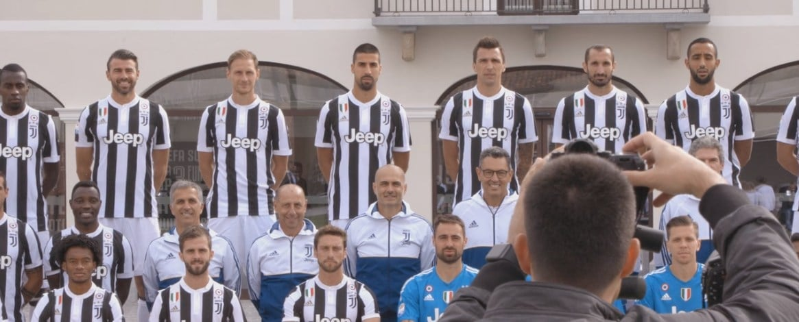 Juventus on Netflix