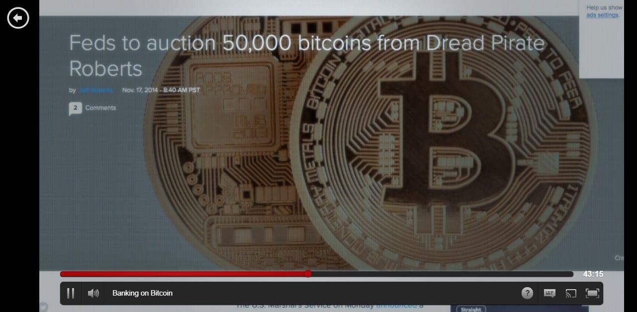 bitcoin on netflix