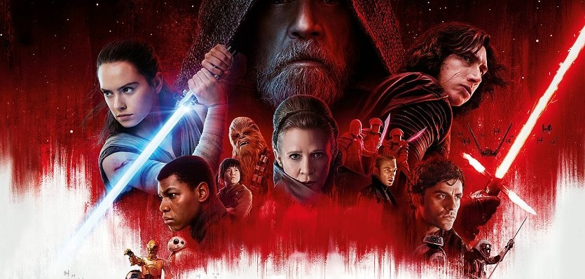 star wars the last jedi on netflix