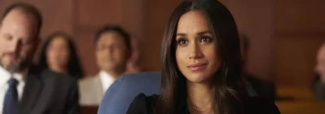 Watch Meghan Markle in the seventh season of Suits on Canadian Netflix in July 2018