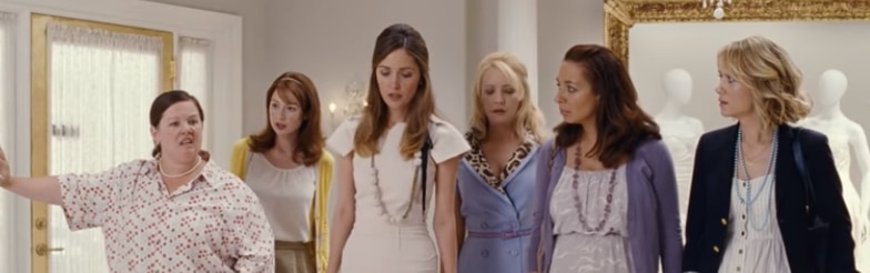 Bridesmaids on Netflix in Canada
