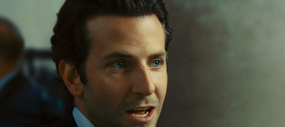 Watch Bradley Cooper as he turns limitless in the movie Limitless on Netflix