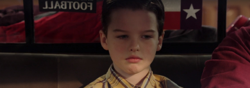 The Young Sheldon 1