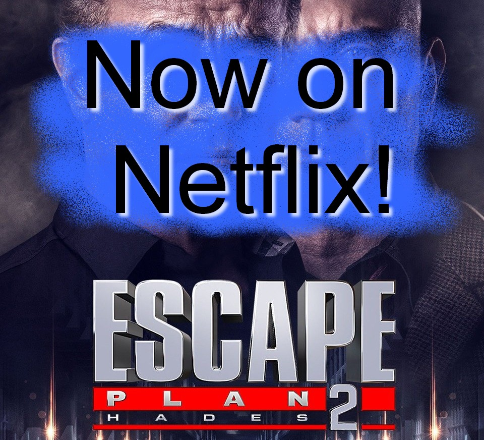 escape plan 2 on netflix