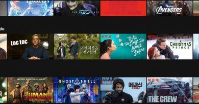 Get access to South Korean Netflix