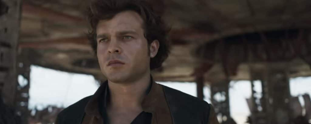 Watch Solo: A Star Wars story on Netflix