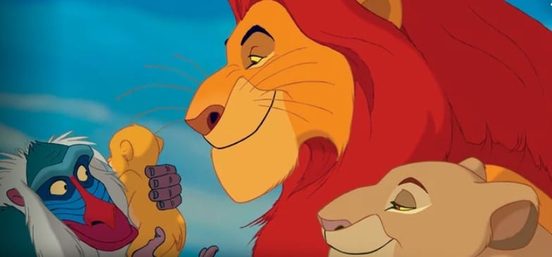 Watch The Lion King on Netflix in India
