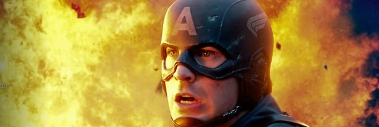 Captain America on Netflix in India