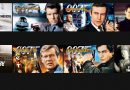James Bond movies on US Netflix