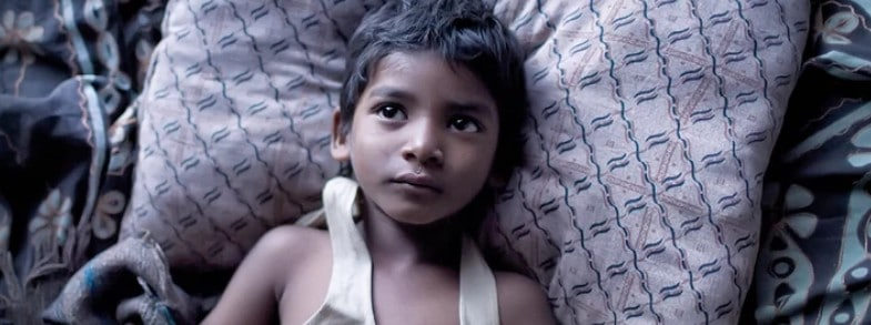 Lion is a great movie on Netflix in India