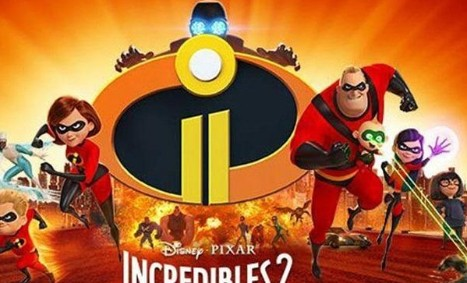Can I watch The Incredibles 2 in French on Netflix?