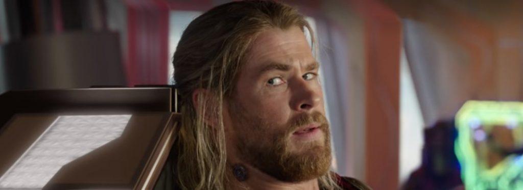 Watching Thor Ragnarok on US Netflix