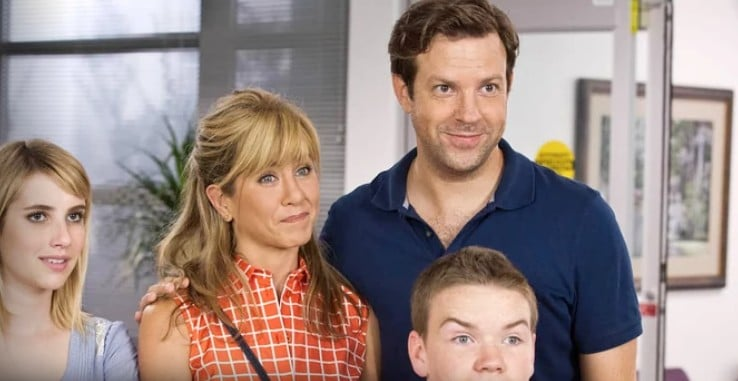 We're the Millers on Indian Netflix
