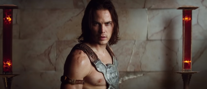 John Carter will come to Netflix USA in May 2019