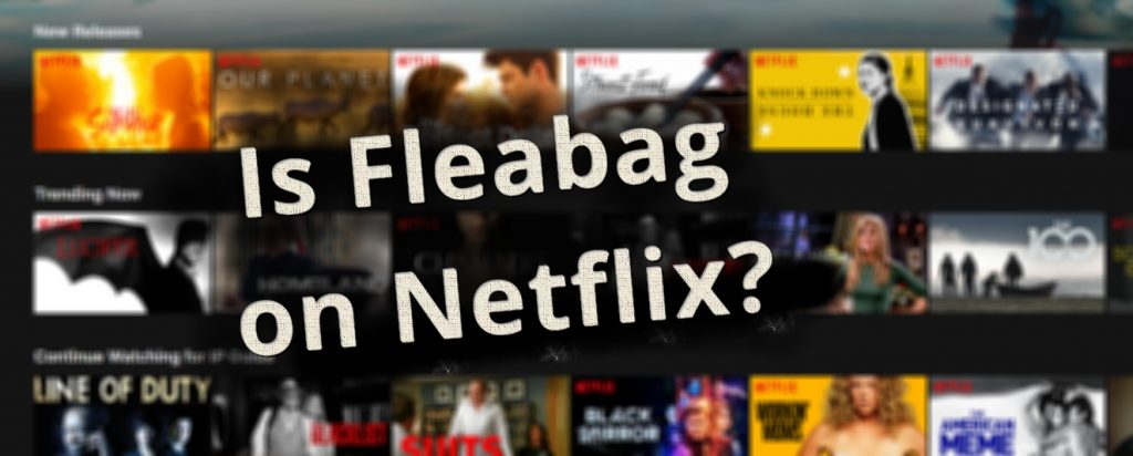 Is Fleabag on Netflix?