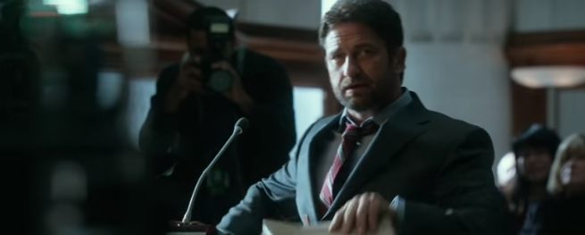 Watch Gerard Butler in Geostorm on Netflix