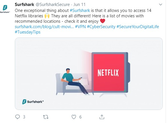 Is Surfshark to good to be true when it comes to Netflix?