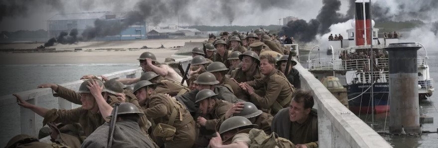 You can now watch Dunkirk on German Netflix