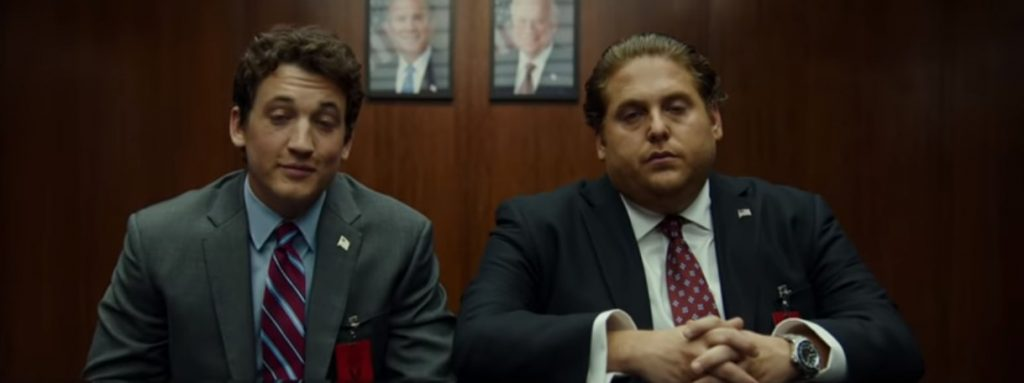 War Dogs on Netflix