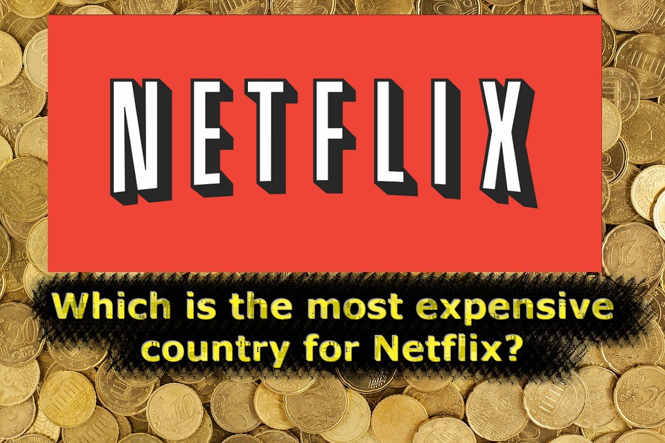 The prices of Netflix in Switzerland
