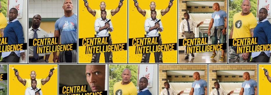 Central Intelligence on Netflix