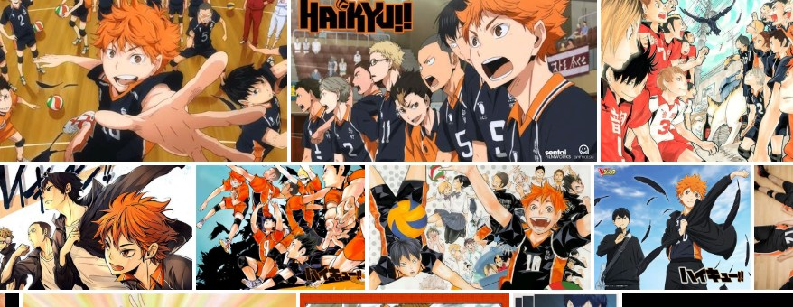 Instructions on how to watch Haikyu online!